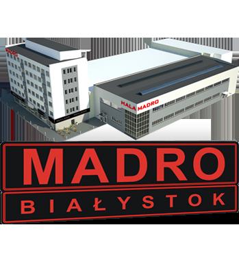 Logo Madro Białystok