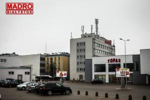 Topaz, Biurowiec